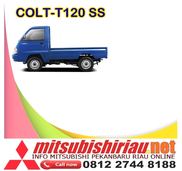 Mitsubishi Colt T120SS Pekanbaru Riau