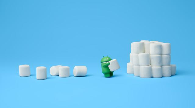 Android Marshamallow Update