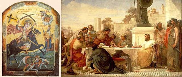 Αρχαίοι χρησμοί που σφυρηλάτησαν τον γνωστό κόσμο!!!