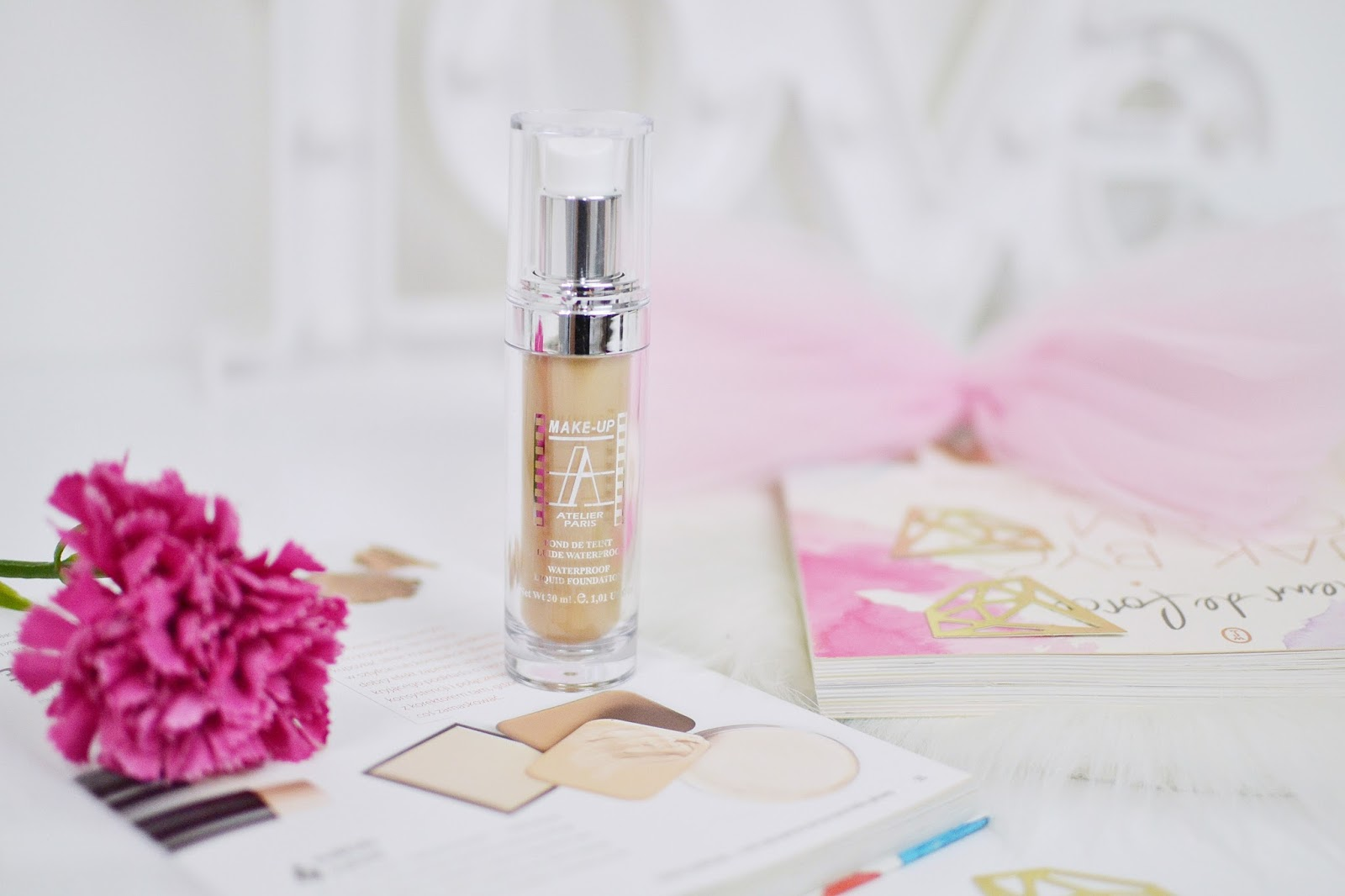 MAKEUP ATELIER PARIS WATERPROOF FOUNDATION