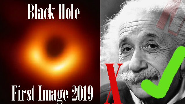Black Hole First Image Captured in Space Albert Einstein Black Hole Theory Is Going To Reveal
