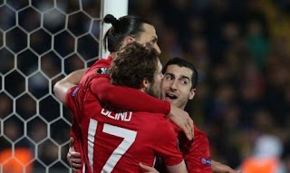 Manchester United Diimbangi FC Rostov 1-1