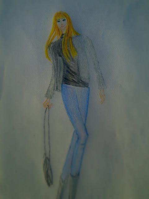 #modaodaradosti #fashionillustration #art #myart #fashionillustrator