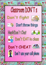 donna s professional blog creating classroom rules