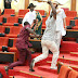 Stolen mace recovered by police after Senate invasion