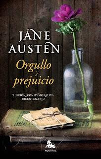 """Reseña de """"Orgullo y prejuicio"""" - Jane Austen"""