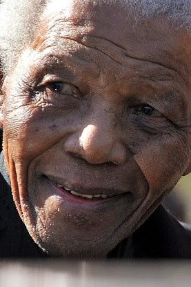 Mandiba - Nelson Rolihlahla Mandela   18 July 1918 - 5 December 2013