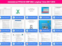 Administrasi PPDB SD SMP SMA Lengkap Tahun 2017 2018
