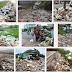 Rác thải sinh hoạt gây ô nhiễm môi trường