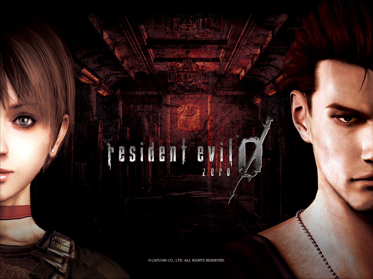 Confira os mais novos Wallpapers de Resident Evil 0: HD Remaster - Biohazard Brasil