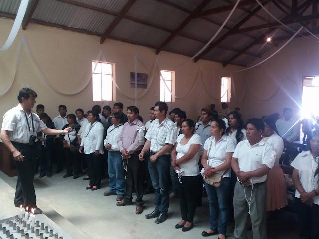 Vorbereitung zur Erwachsenen Taufe