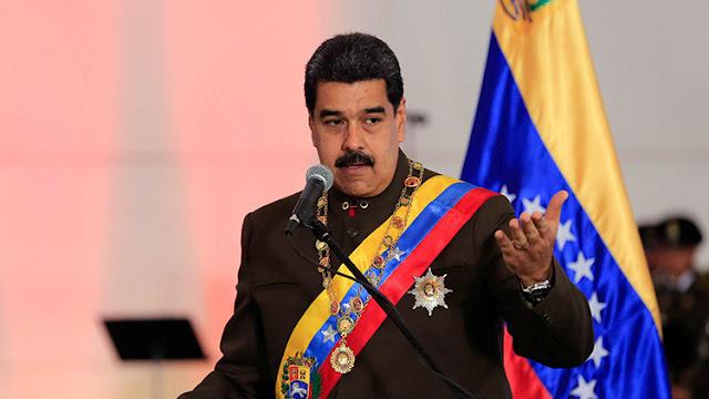 """Maduro convoca al Consejo de Defensa ante """"amenaza imperial"""" de EE.UU."""