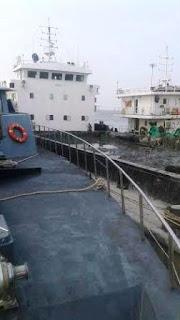 Lebaran, Bakamla RI Tangkap Lima Kapal Dengan ABK WNA