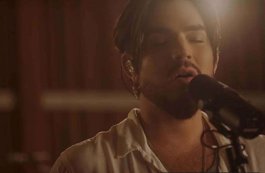 Terjemahan Lirik Lagu Feel Something - Adam Lambert