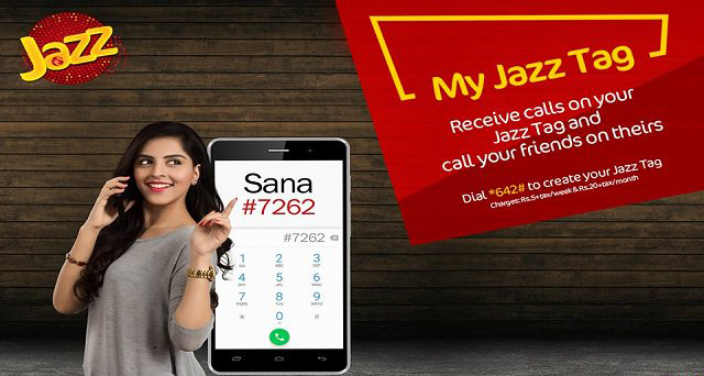 Replace Your Number Using Amazing Jazz Tag Service