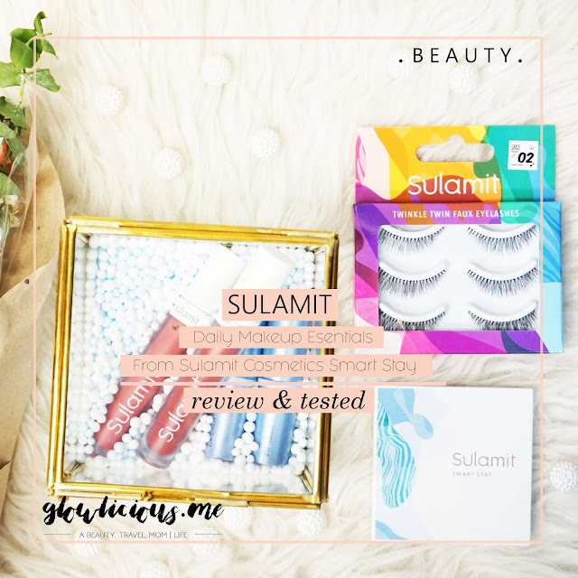 Daily Makeup Esentials From Sulamit Cosmetics Smart Stay