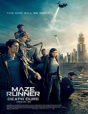 Maze Runner The Death Cure 2018 English
