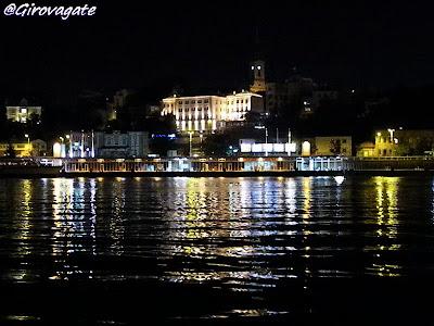splavovi ristorante barca Belgrado Danubio