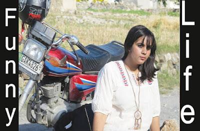 Very Dangerous Bike Accident on Road One Wheeling in Pakistan