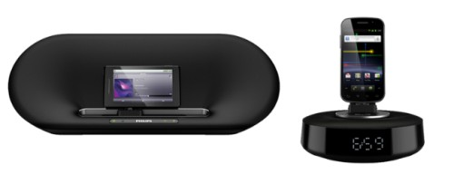 Philips Fidelio docking speakers, Android app released