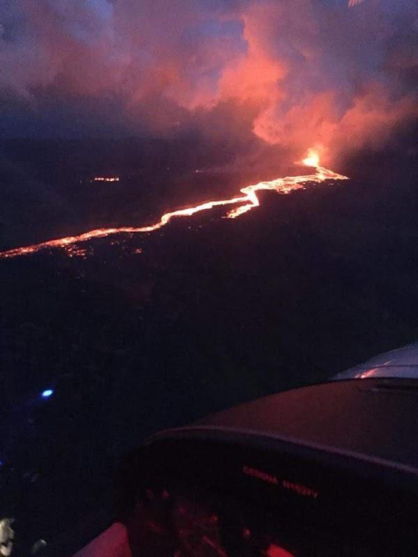 Hawai En Alerta Máxima Reportan Enjambre Sismico
