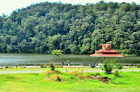 Tempat Wisata Danau Lau Kawar