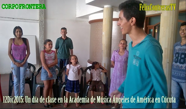 Un día de estudio en la Academia Ángeles de América ★FélixContrerasTV♫¨« #Corpofrontera