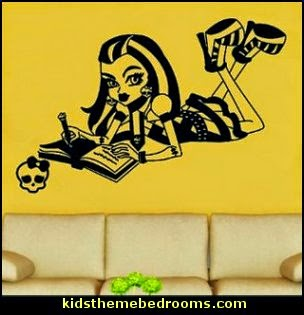 Monster High Spectra Vondergeist Decal Vinyl Wall Sticker