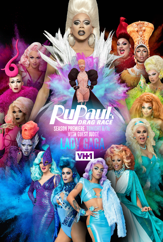 RuPauls Drag Race season 9 poster