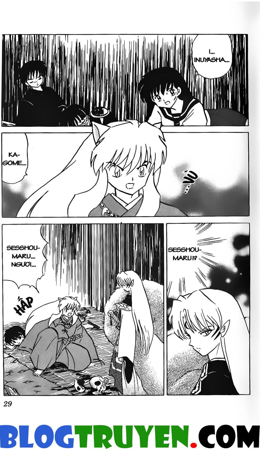 Inuyasha vol 25.2 trang 8