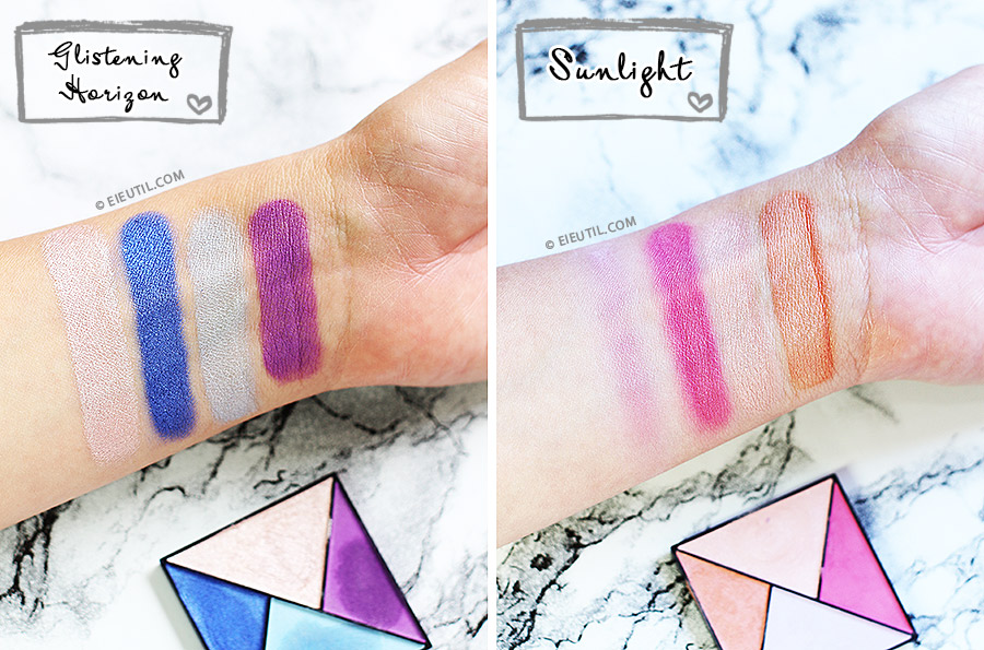 Quarteto de Sombras 'Light, Reinvented' - Mary Kay
