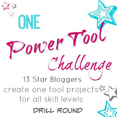 One Power Tool Challenge Graphic