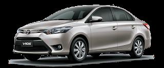 giá xe Vios Toyota Hùng Vương