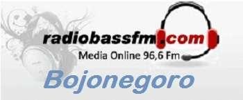Streaming Radio 96.6 Bass FM Bojonegoro