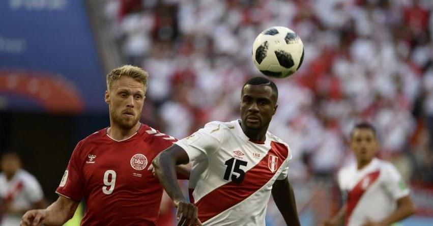 RESULTADOS PERÚ Vs. DINAMARCA: Selección peruana cayó 1-0 con equipo danés (16 Junio) Mundial Rusia 2018
