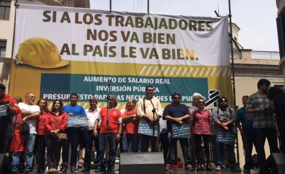 Resultado de imagen para uruguay:salario real