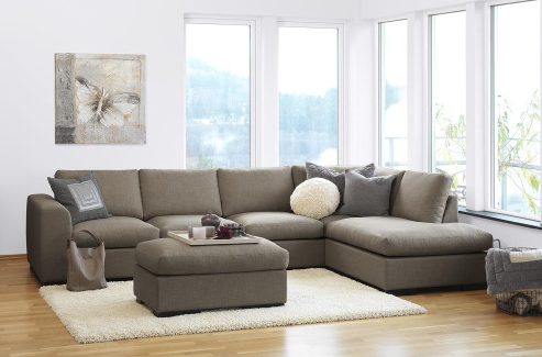Gambar Kursi Sofa Ruang Tamu Minimalis Model terbaru