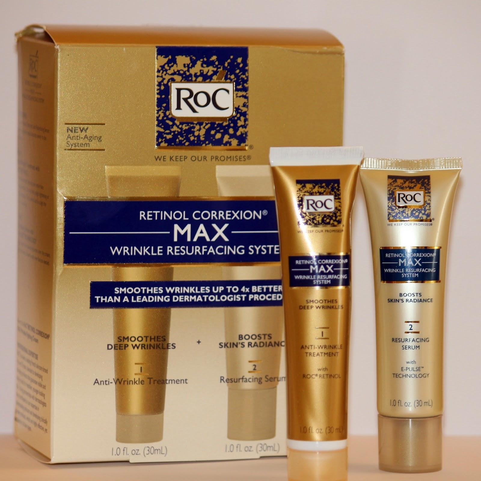 Blushing Basics Roc Skincare Review