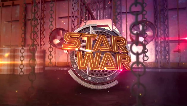 Star War - on Surya TV- New Reality Show of mini-screen stars from 23rd July 2017