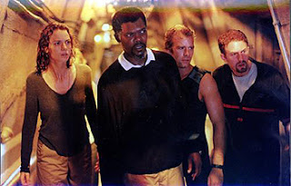 Deep Blue Sea 1999 movie cast