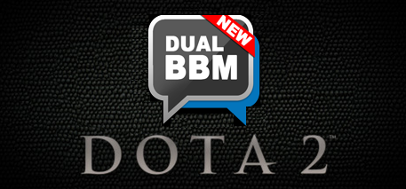 Kumpulan BBM Mod Tema Dota 2 v3.0.1.25 Apk With Change Background