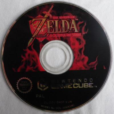 The Legend of Zelda - The Wind Waker - Disco Master Quest
