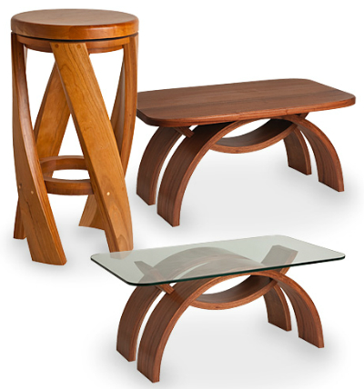 By the term handcrafted furniture it is referred to those for Handcrafted furniture