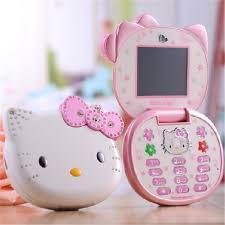 Spesifikasi Hape Unik Hello Kitty KUH688