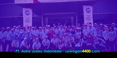 Lowongan Kerja PT. Astra Juoku Indonesia Karawang 2018