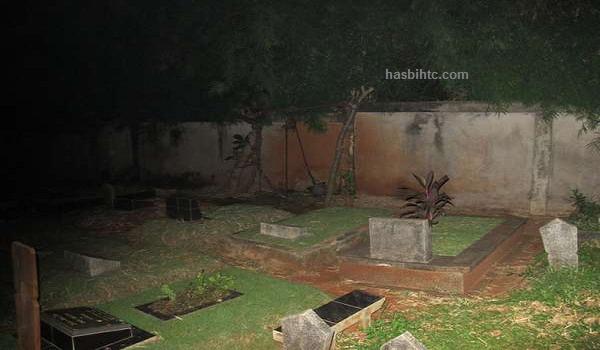 Daerah kuburan