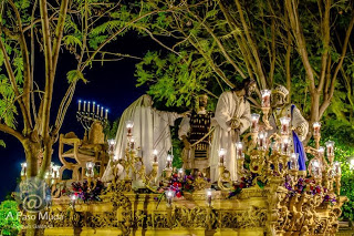 La banda de Jesus Despojado de Granada Viajará a Alcalá de Guadaira el próximo Miércoles Santo