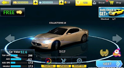 City Racing 3D latest version