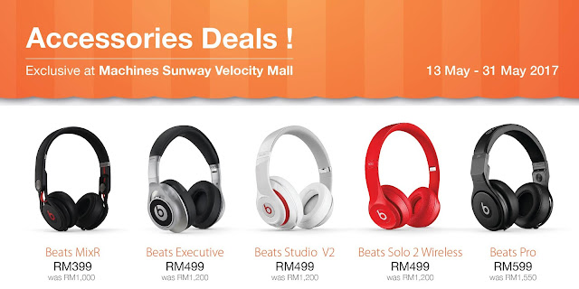 Beats Malaysia Price Discount Offer Promo