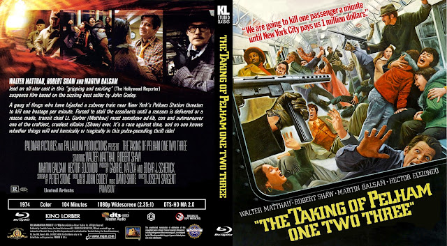 The Taking Of Pelham One Two Three Bluray Cover
